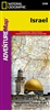 Israel AdventureMap by National Geographic Maps