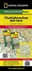 Chattahoochee National Forest, Map Pack Bundle by National Geographic