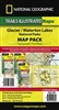 Glacier / Waterton Lakes National Parks,Map Pack Bundle by National Geographic