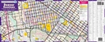 Denver, Colorado, Downtown by Hedberg Maps