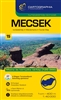Tourist Map of Mecsek by Cartographia