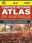 Australia, Complete Motoring Atlas of by Universal Publishers Pty Ltd
