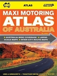 Australia, Maxi Motoring Atlas of by Universal Publishers Pty Ltd