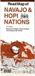 Navajo and Hopi Nations by North Star Mapping