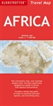 Africa, Travel Map by New Holland Publishers