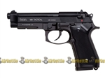 KWA Full Metal M9 Tactical PTP Gas Airsoft Gun Blowback Pistol