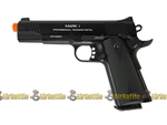 KWA Full Metal 1911 Mark I PTP Airsoft Gun Blowback NS2 Gas Pistol