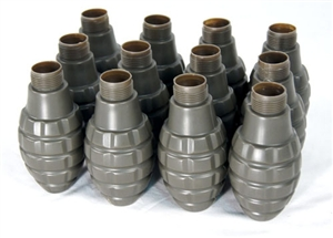 "Valken Thunder B ""Pineapple"" Sound Grenade 12 Shell Pack"