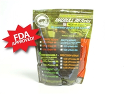 MadBull .25g Biodegradable (4000) Airsoft BBs