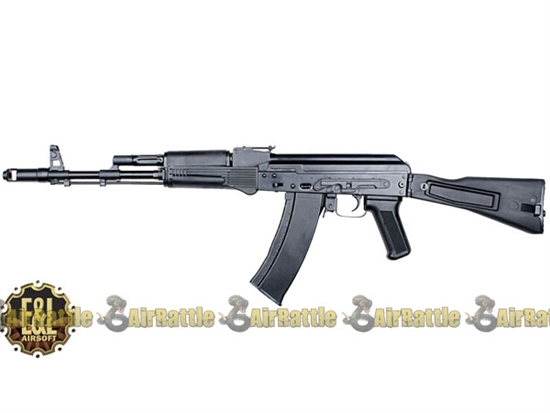 EL-A106 E&L AK-74M Full Steel Airsoft Gun A106 AEG Rifle