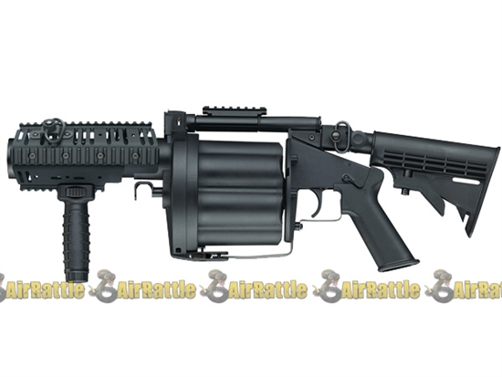 ICS-190 GLM Airsoft Gas Grenade Launcher
