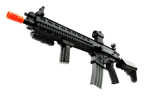 ECHO1 XCR-L RIS Metal Gearbox Rifle Length M4 Airsoft AEG Licensed by Robinson Armament w/ Extra Magazine