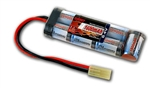 Tenergy 8.4v 1600mAh NiMH Airsoft Rechargable AEG Gun Battery Small Type Brick