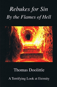 Rebukes for Sin by the Burning of the Wicked in Hell (Hardback)