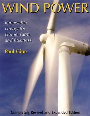 Wind Power - Renewable Energy for Home, Farm, and Business