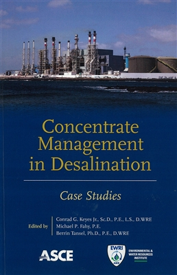 Concentrate Management in Desalination: Case Studies