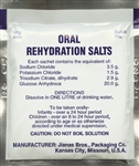 Oral Rehydration Salts