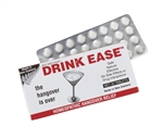 Drink Ease® Homeopathic Hangover Relief - Homeopathic remedy helps to alleviate headache, indigestion, nausea, and dizziness due to alcohol consumption