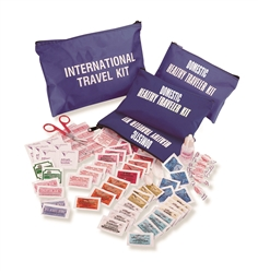 Healthy Traveler Medical Kit