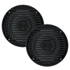 "JENSEN MS6007BR 6-½"" Coaxial Waterproof Speaker - Black"