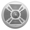 "PolyPlanar MA7050 5"" 2-Way Marine Speaker with 2 Grills - White & Graphite"