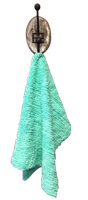 Tiffany Blue Shaggie Towel