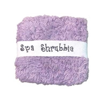 Lavender Dream Spa Shrubbie by Janey Lynn's Designs