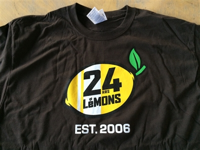 Lemons T-Shirt: A Decade of Disappointment