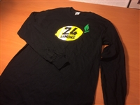 Lemons T-Shirt: Logo Long sleeve