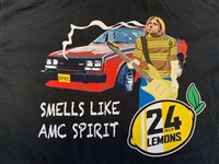 Lemons T-Shirt: Smells Like AMC Spirit
