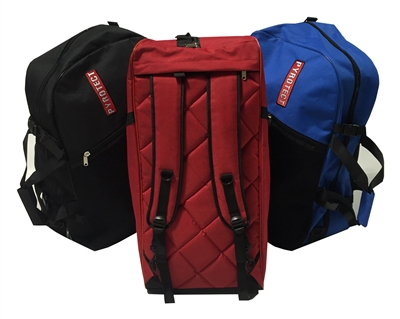 Pyrotect 3-Compartment Gear Bag with Backpack Straps