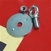 Pyrotect Harness Eyebolt w/ Washer & Locknut