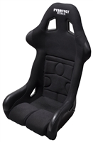 "Pyrotect Ultra Lemons-Legal FIA-Rated Racing Seat (Wide--Fits waist up to 40"")"