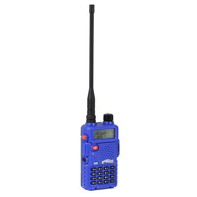 Rugged Race Radios: RH5R-V2 Handheld Radio (Radio Only)