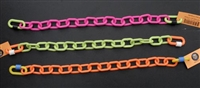 "12"" of 1"" Plastic Chain w/ 2Links"