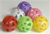 Golf Whiffle Ball w/ noise...6pkg