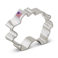 Hedgehog Cookie Cutter 3 1/2""