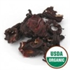 Hibiscus Flowers- Organic Whole Petals 2oz