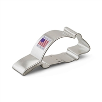 Mouse Cookie Cutter 3 5/8""