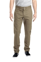 Dickies Skinny Leg Double Knee Work Pant
