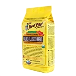 Organic 100% Whole Ground Golden Flaxseed Meal (16oz)