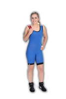 Matman Ladies Reversible Singlet