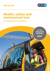 Health, safety and environment test for operatives and specialists Download