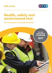 Health, safety and environment test for managers and professionals DVD