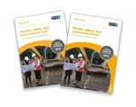 Health safety & environment test for managers and professionals book and DVD set (2018)