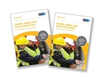 Health safety & environment test for managers and professionals book and DVD set (2017)