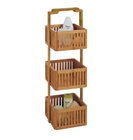 Lohas Bamboo Stationary Caddy
