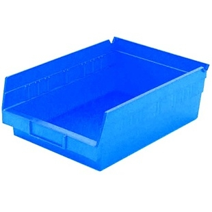 "12 Akro Shelf Bins - 17-7/8""L x 11-1/8""W x 4""H"