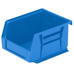 "24 Akro Genuine Stacking Bins - 5 3/8""d x 4 1/8""w x 3""h"