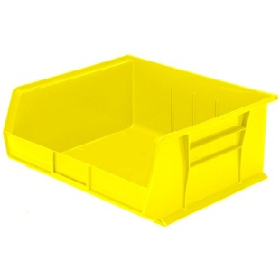 "6 Akro Genuine Stacking Bins - 14 3/4""d x 16 1/2""w x 7""h"